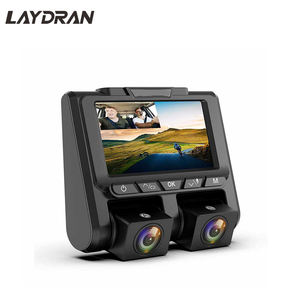 Dual 4K Car dash camera for TAXI, Ultra HD Dashboard Car Camera DVR Recorder recording both inside and outside