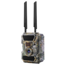 IP 66 Weatherproof 0.3s Trigger Wildlife Night Vision Digital Trail 4G Hunting Camera