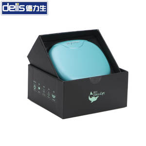 Hot selling mini ultrasonic containers cleaner for contact lenses