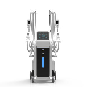 ) 저 (Low) Factory Price 신용 Seller 4 Handle 한 Cryolipolysis 기계를 한 cryolipolysis 쿨 Shape Treatment Cryo Cavitation 몸 슬리밍 장비