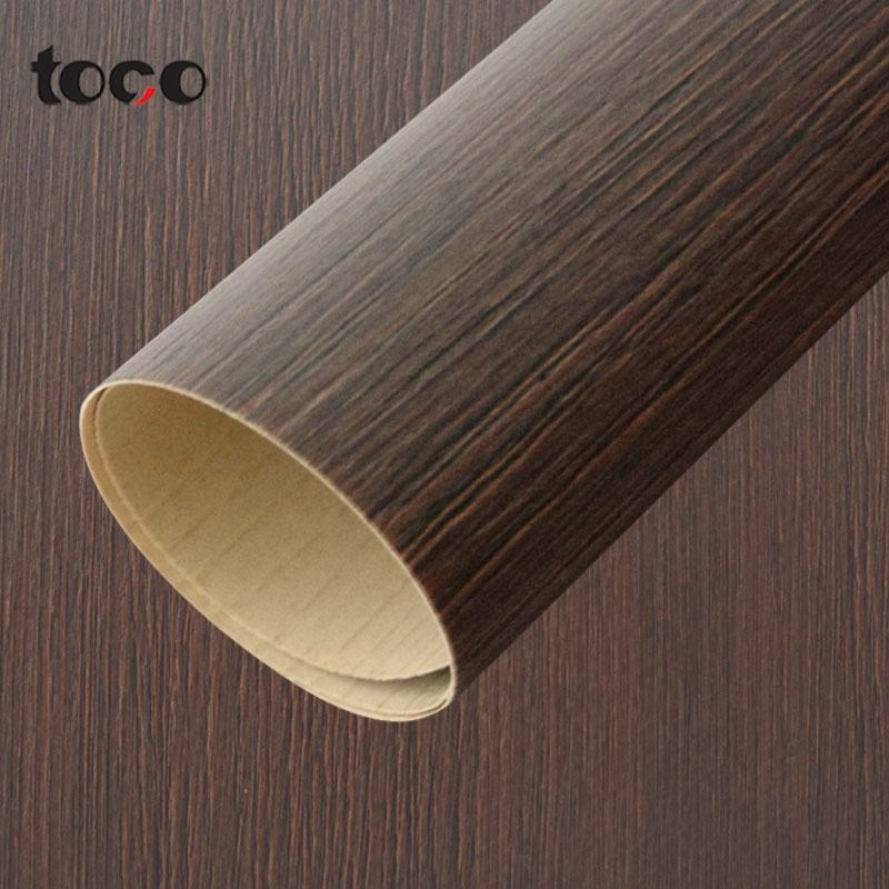 pvc laminated wood sheets decorative laminated paper for funiture