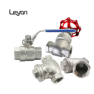 1/2 mini ball valve PN16 stainless steel 316 pneumatic actuator ball valve female thread mini ball valve