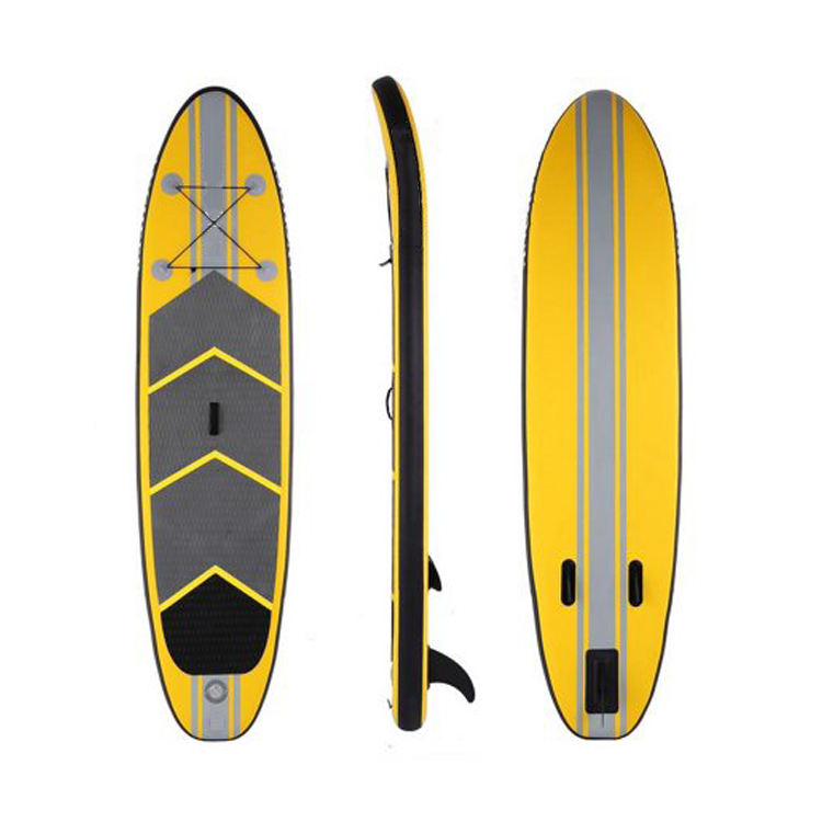 Yoga sup boards opblaasbare surfplank met zak