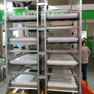 Poultry farm broiler laying cages equipment system price egg chicken automatic broiler battery chicken layer cage for sale