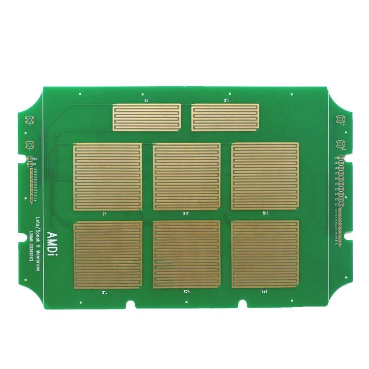 New product Printed circuit board pcb membrane switches