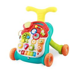 Amazon Wish best seller 3 in 1 baby learning walker children toys with light and music