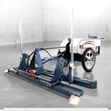 concrete laser leveling machine  road paver laser screed concrete for sale