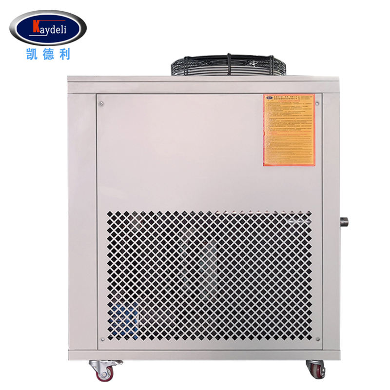 Industrial water cooled chiller for bottle blow blowing machine cooling high efficiency low speed granulator pet crusher