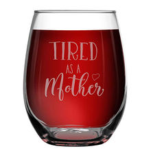 Wholesale Sublimation Etched Logo Custom Customizable Stemless Wine Glass Tumbler With Print