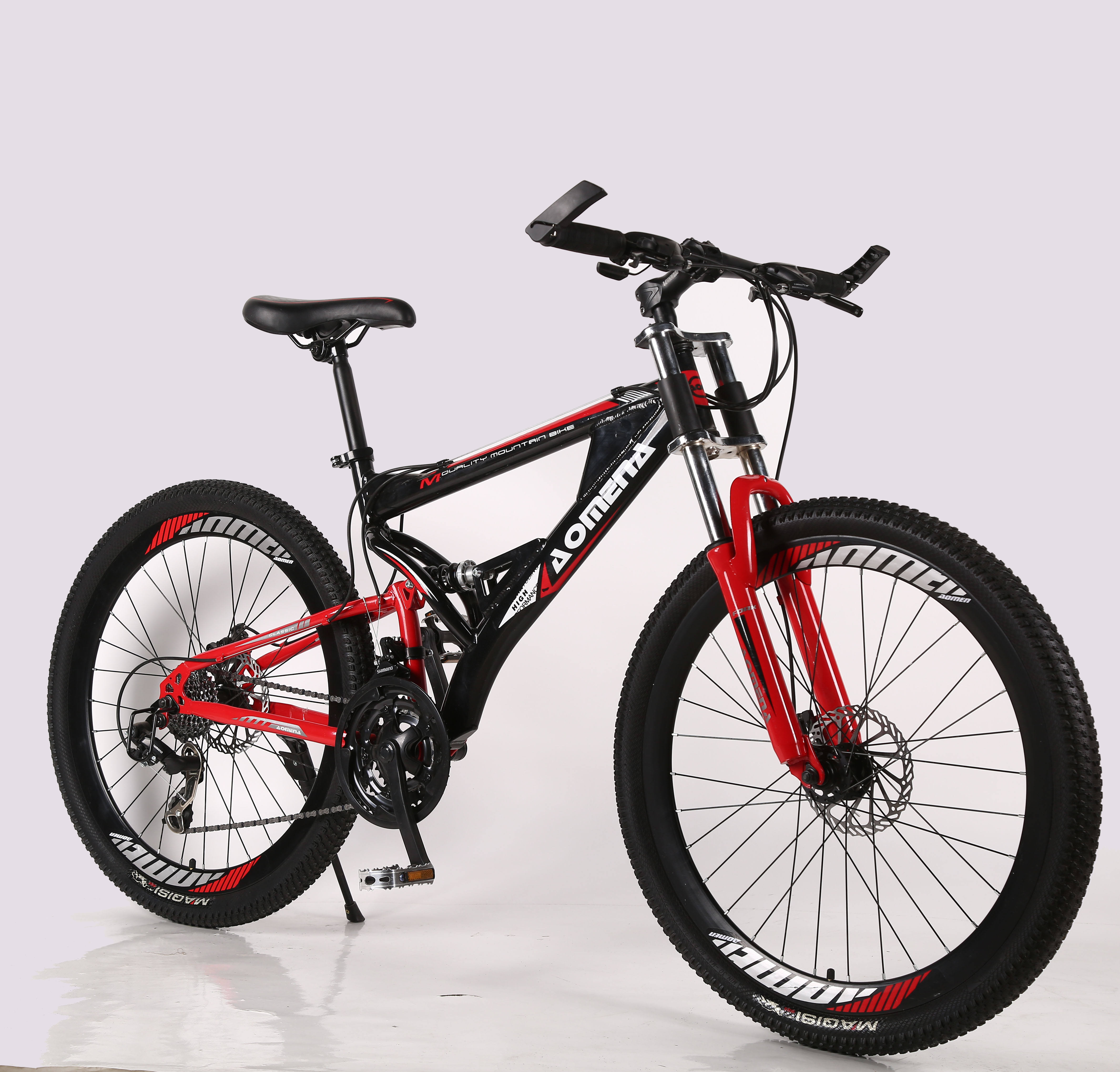 top quality downhill mtb bike full suspension mountain bike