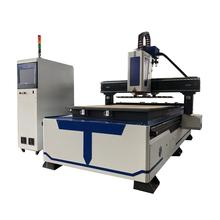 Linear ATC 3d wood cnc router with 850w servo motor driver
