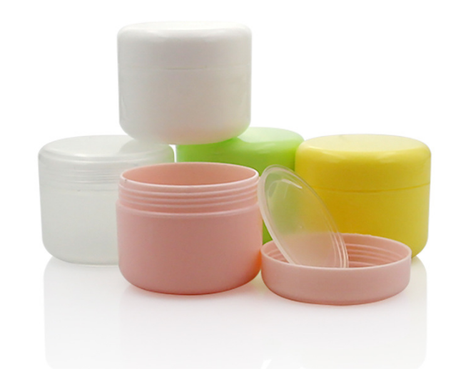 Color PP plastic 10g 20g 30g 50g 100g 150g 250g jar cream jar,face cream jar packaging