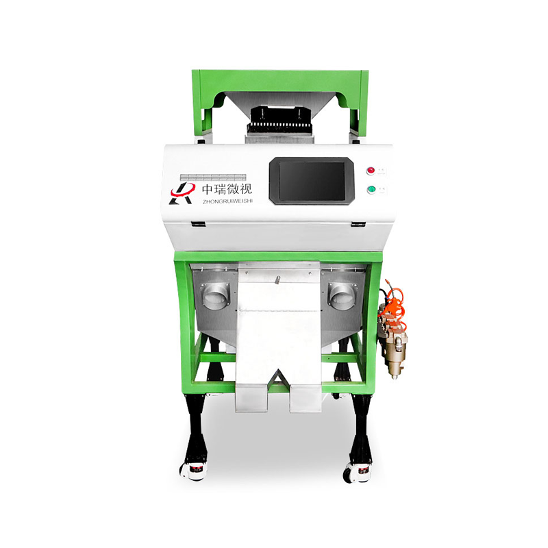 Wesort Factory Price Sales Green Bean Rice Color Sorting Machine Green Peas Sorting Machine In Myanmar