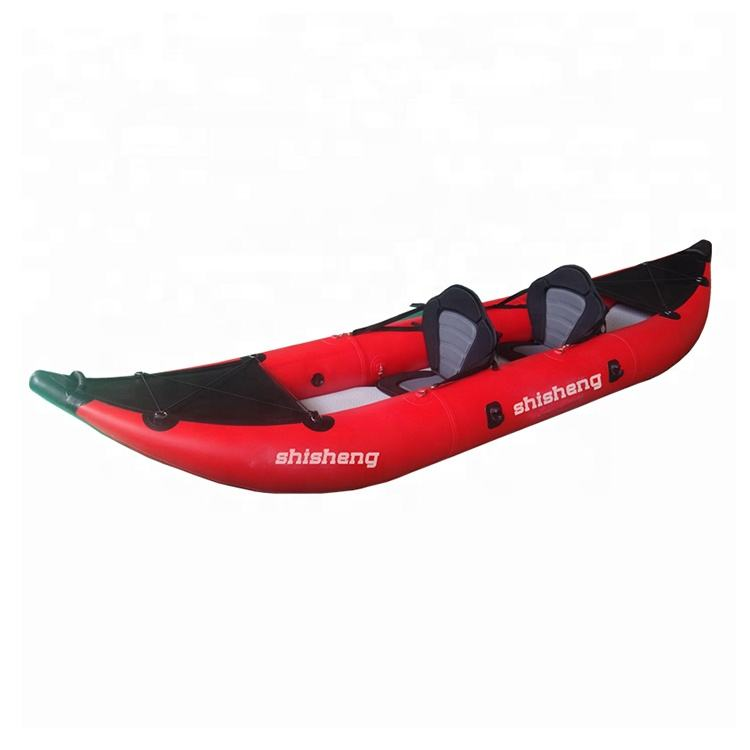 2 persona Kayak Sit On Top Pagaia In Carbonio Barca Da Pesca kayak motore