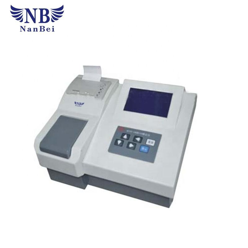 CNP-301 minyak ikan fosfor total amonia analyzer