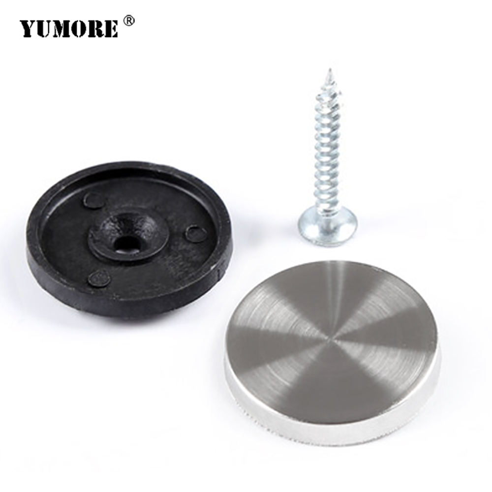 Guangzhou Manufacturer Top Sale Cheap Whololsales Stainless Steel Decorative Head Screw Cover Cap