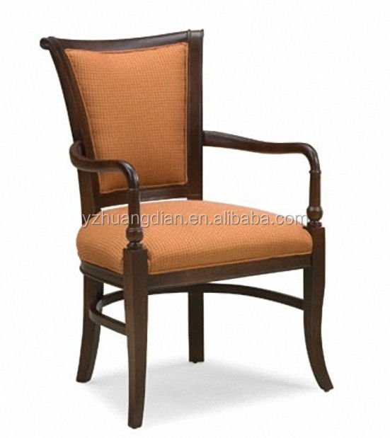 Comfortable fabric dining chair for restaurant and home YA081
