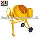Best Selling!!! Mini Tilting Drum Belle Concrete Mixer(CM 180H), Guangzhou Manufacturer