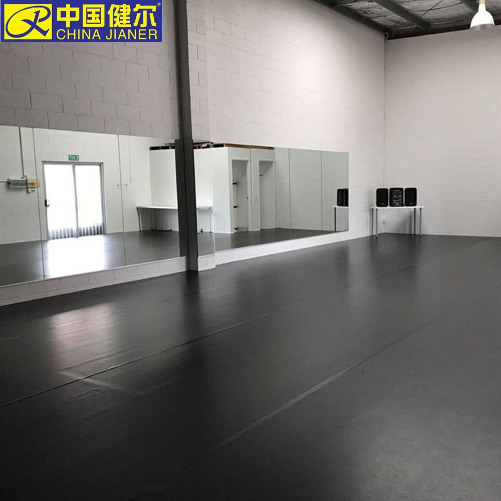 Wear resistance and durable marley dance floor for PVC roll Lowest price table tennis PVC free shipping Sports flooring for sell