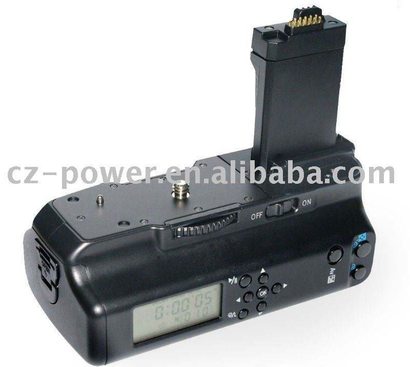 LCD Battery Grip Cho Canon 450D/ 500D/ 1000D