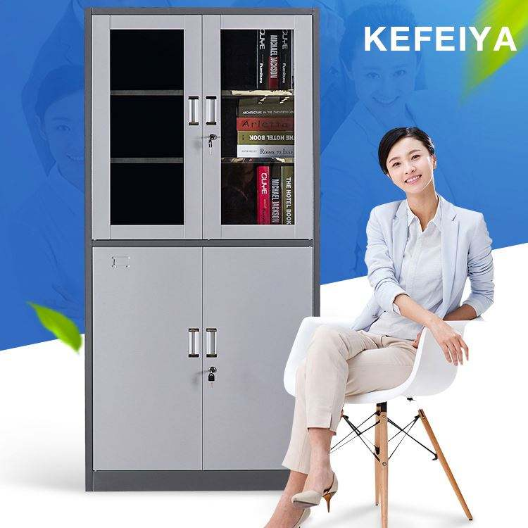 Lockable Storage Cabinet Industrial Cabinet Customer Size Metal Cupboard