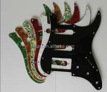 Strat for Electric Guitar pickguard,ST guitar pickguards