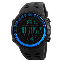 SKMEI 1251 wrist watch man cheap sports watches digital jam tangan