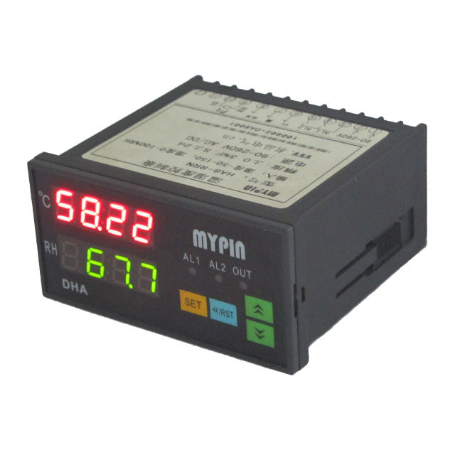 Mypin Digitale Thermometer Vochtigheid En Temperatuur Controller Rs485 Industriële (HA8-RR4HT), Display Digitale Thermometer