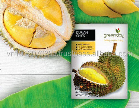 High-Quality Durian Chips 50g FMCG products Wholesale