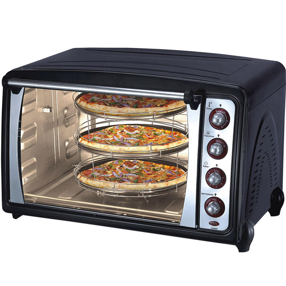 70L small appliances cooking electric countertop electric toaster oven for home use 70L oven