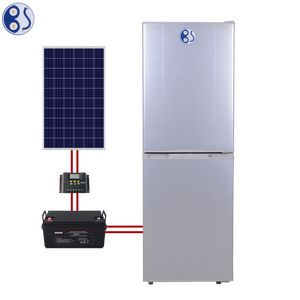 New Model Dc 12V Solar Fridge Refrigerator With Great Price For Commerical