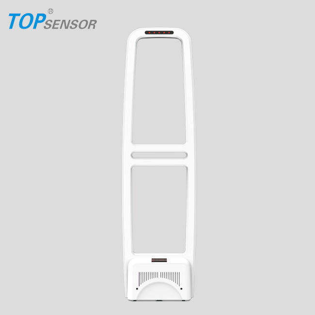 EAS AM 58Khz Security Antitheft Alarm Shop Gates Loss Prevention System Anti-shoplifting Safety Sensor ABS Antenna