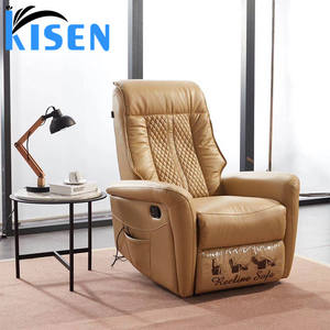 Living room furniture electric massage chair recliner sofa