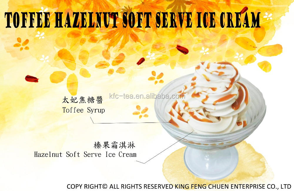 Liquid Soft Serve Bahan Es Krim