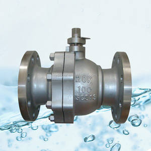 Cost Effective Carbon Steel API 6D Ball Valve with Flange End