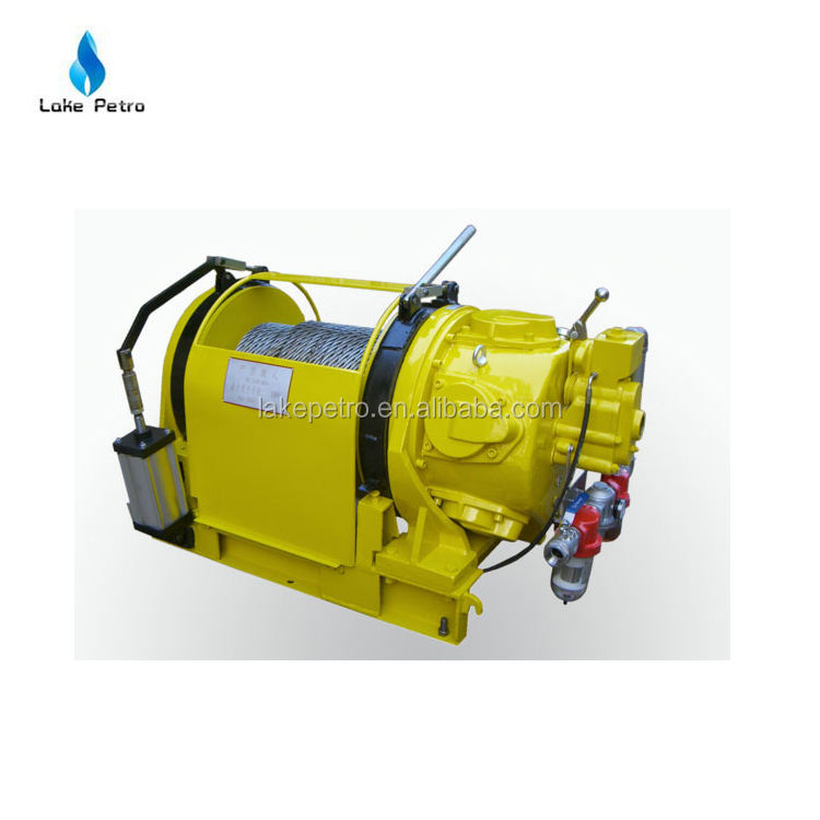 Heavy Duty 10 Ton Pneumatic Air Winch with high quality
