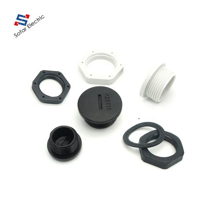 M16 Blind Nylon Screw Hole Plug
