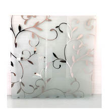 3.5mm 4mm 5mm 6mm Types of Frosted Glass