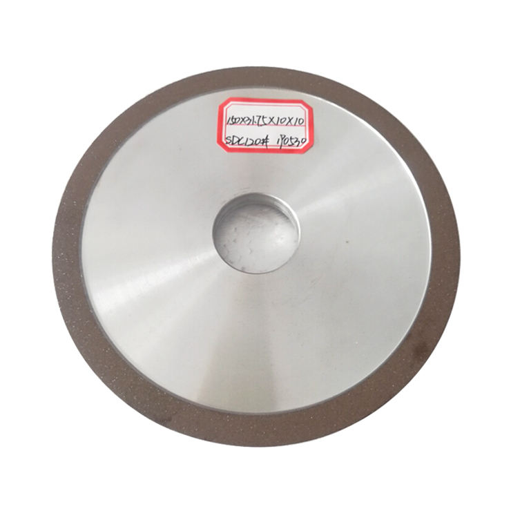 Abrasives Polishing Tools PCD Verified Diamond Grinding Wheels For Sharpening