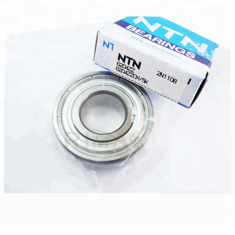 NTN 6200 LLU Deep Groove Ball Bearings 10x30x9mm