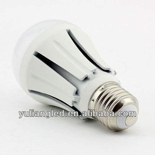 220-240VAC 7W LED LIGHT BULB ,dimmer switch led