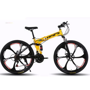 China mountain bicycle factory 21 speed folding mountain bike 26 inch cheap mountain bike wheels