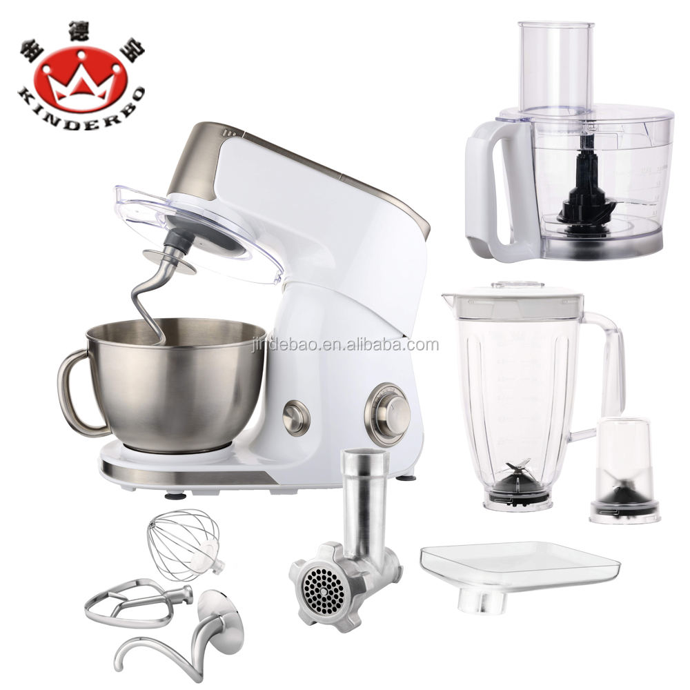 800 W Multifunctionele Blender Juicer Chopper Keukenmachine Stand Mixer