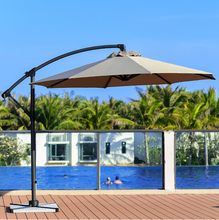 Promotional Patio big roma Hanging Parasol Restaurant Sun Umbrella garden furniture fiberglass outdoor hotel beach umbrella