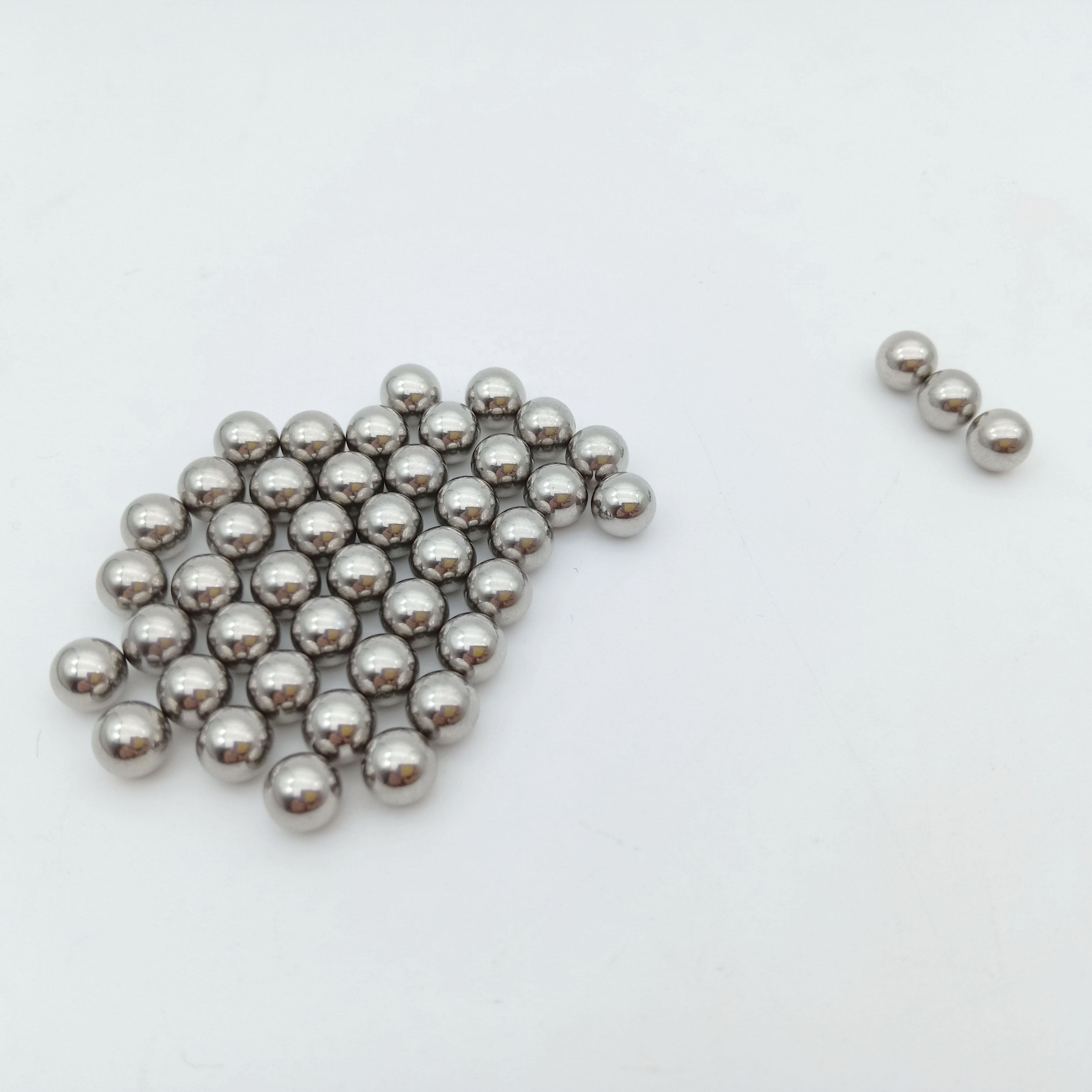 2mm 6mm 12mm 17mm 19mm 20mm 6061 Micro Solid Aluminum Ball