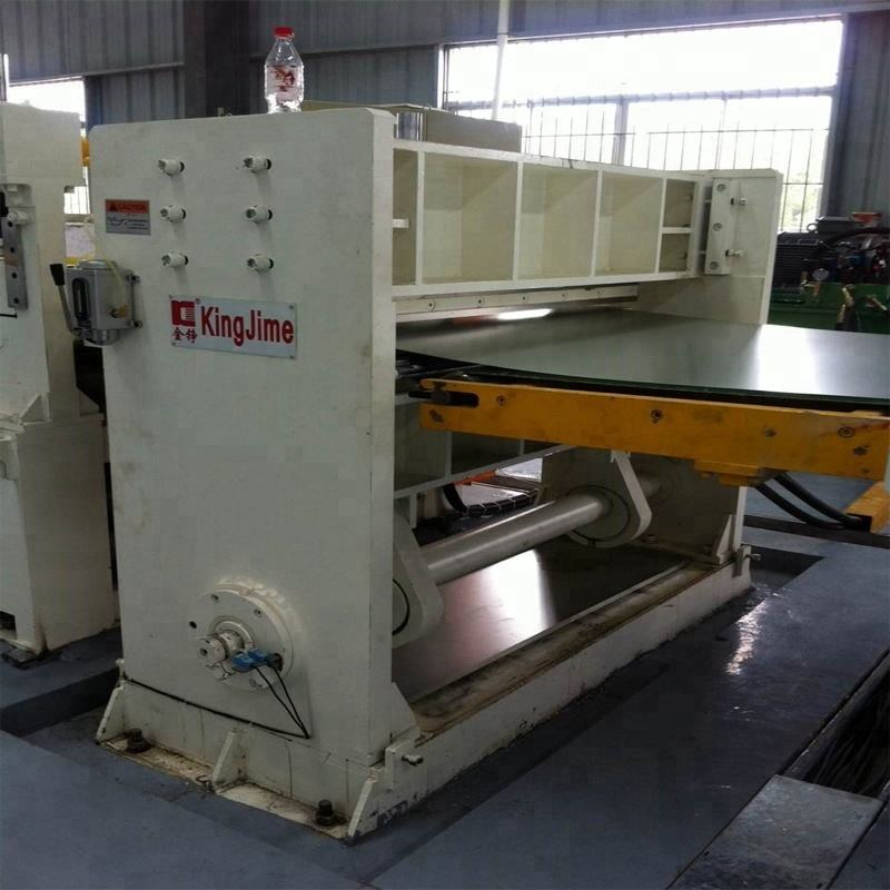 Straightening And Cutting Machine High Quality Straightening Cutting Line Straightening And Cutting Machine Cut To Length