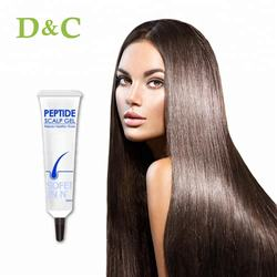 OEM Natural Essence Protection Dandruff Scalp Massage Lotion Treatment Gel