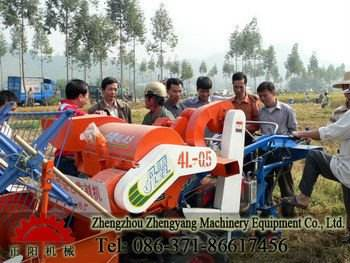 Hot selling small harvester combines