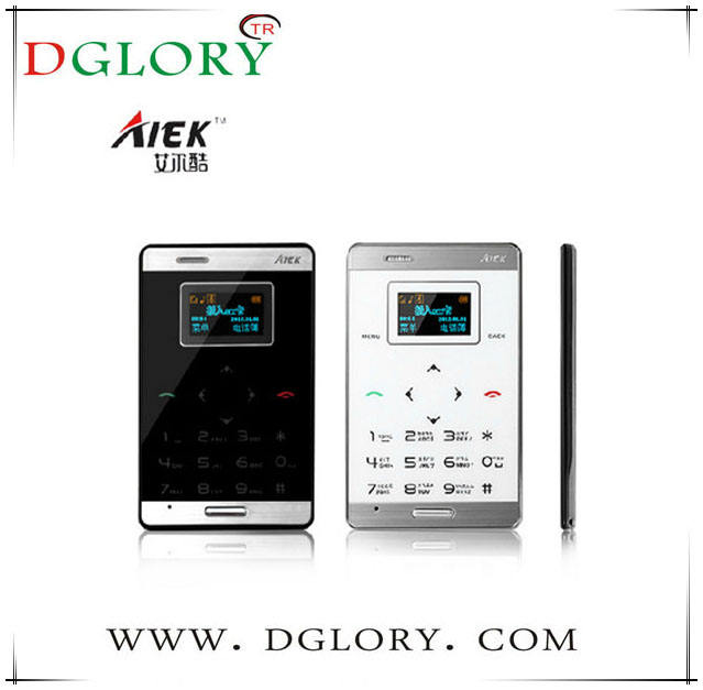 DG-M3 promotional gifts card mobile phone