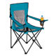 Outdoor Garden Polyester Foldable Chair With Mesh